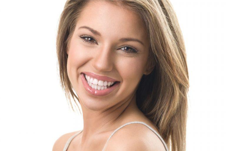 patient smiling | dental veneers worcester